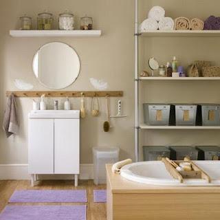 -ديكورات وافكار وصور مثالية و مبتكرة فى ترتيب الحمام