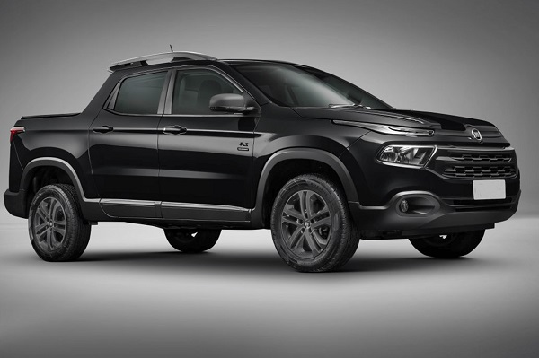 Fiat Toro BlackJack