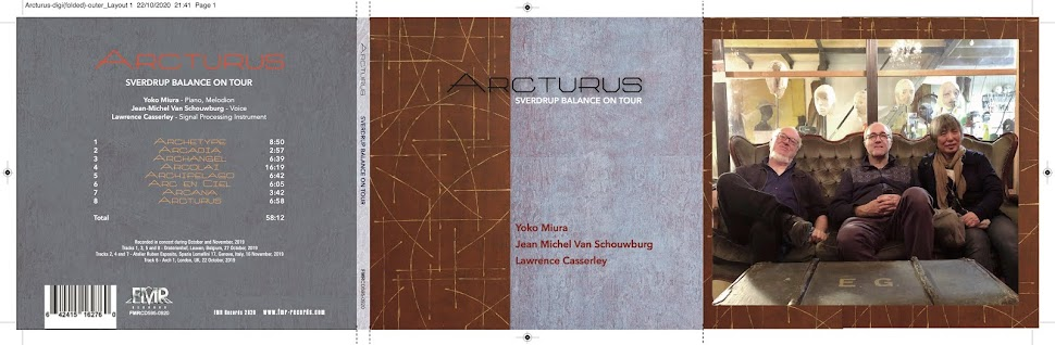 New CD Arcturus of Sverdrup Balance