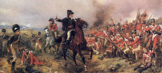 Waterloo e historia de Napoleon Bonaparte