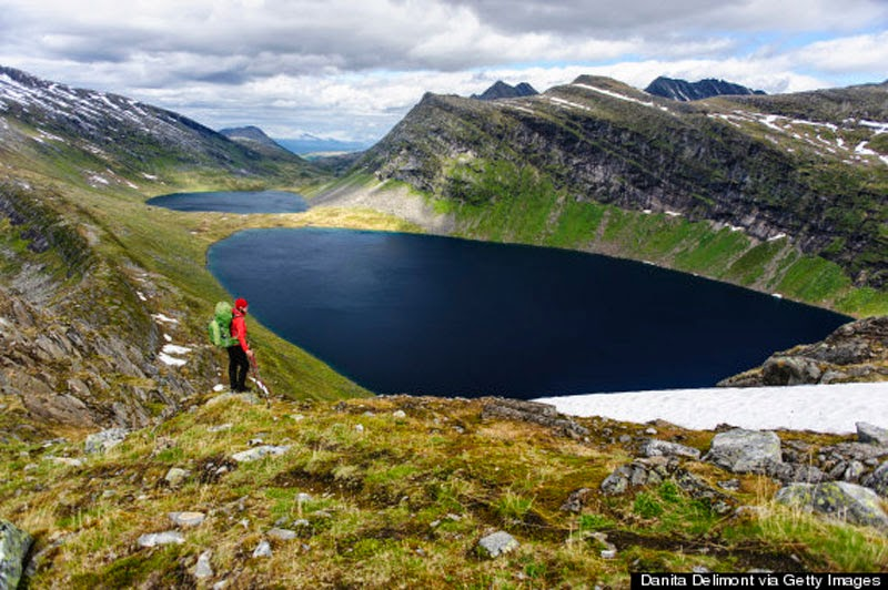 7. It Has More Lakes than You Think - 10 Reasons Norway is the Greatest Place on Earth