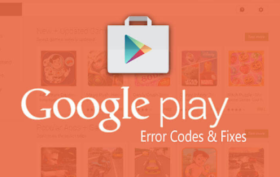 Cara Mengatasi Error Google Play Store Android