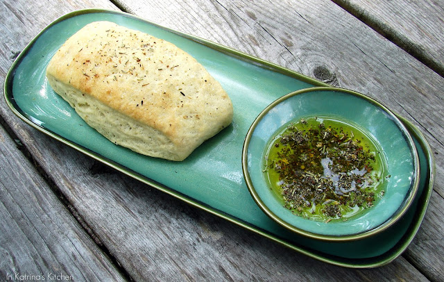 Dipping Bread #recipe (Macaroni Grill CopyCat) from @KatrinasKitchen