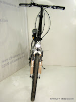 2 Sepeda Lipat Fold-X Nagoya 7 Speed Shimano 20 Inci