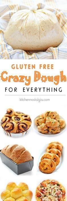Gluten-Free Crazy Dough