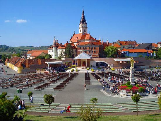 National shrine of Holy Mother Marija Bistrica