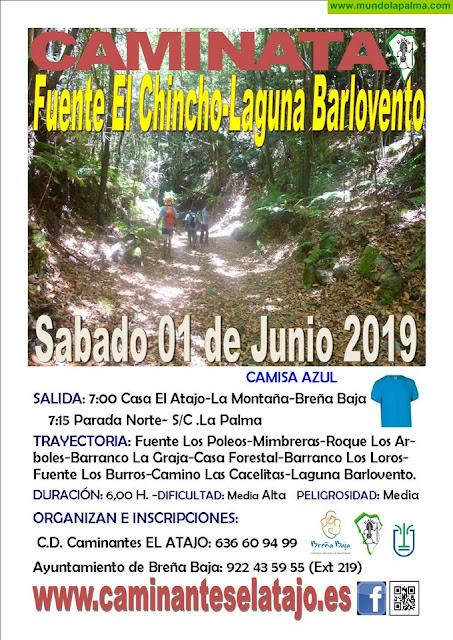 """EL ATAJO: """"Fuente El Chincho - Laguna de Barlovento"""""""