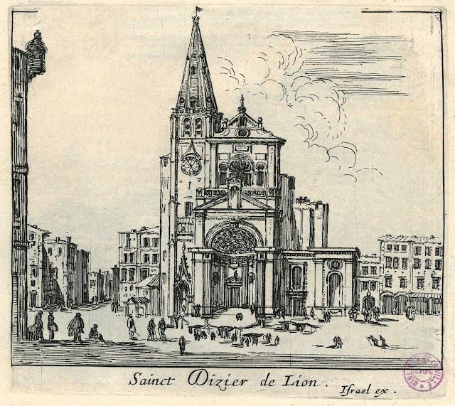 ancien portail saint-nizier - visite guidée de Lyon - Nicolas Bruno Jacquet
