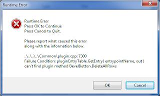 Cara Mengatasi Runtime error Microsoft Visual C++