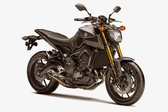 Yamaha Fz Mpg