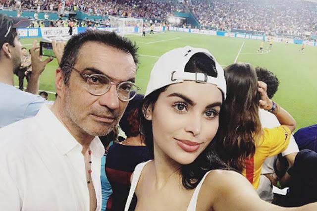"""Miss Earth Venezuela recibe una sorpresa de un """"novio"""" mexicano"""