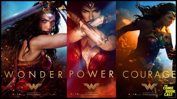 Wonder Woman: Kiss with a Fist.