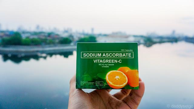 vitagreen-c non acidic vitamin c with zinc