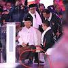 Netizen Ramai Bahas Foto Ma'ruf Amin saat Sesi Break Debat Pilpres