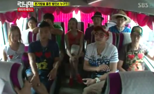 Running man episode 51 : Girl scouts movie patch