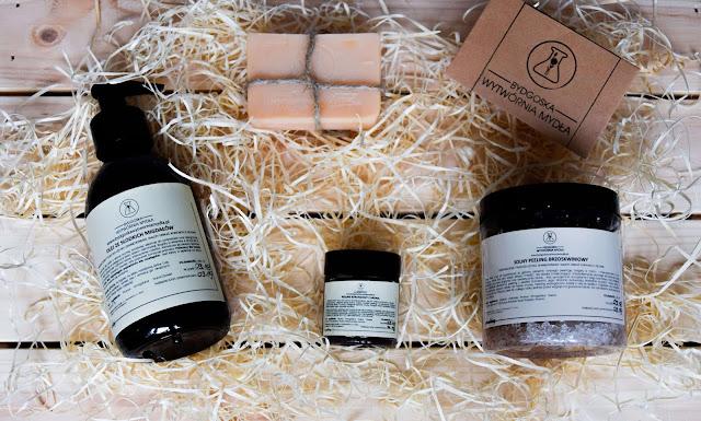 Bydgoska wytwórnia mydła, recenzja kosmetyków