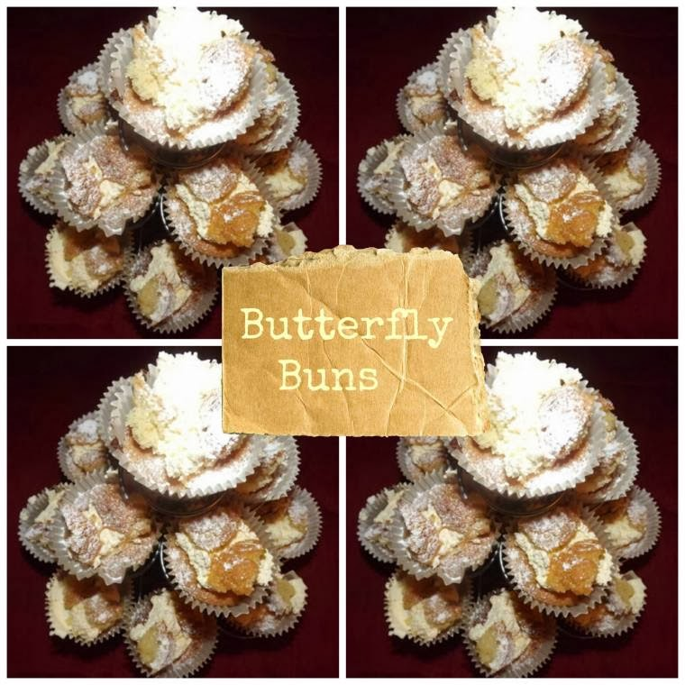Creative Thursday Making Tasty Butterfly Cup Cakes