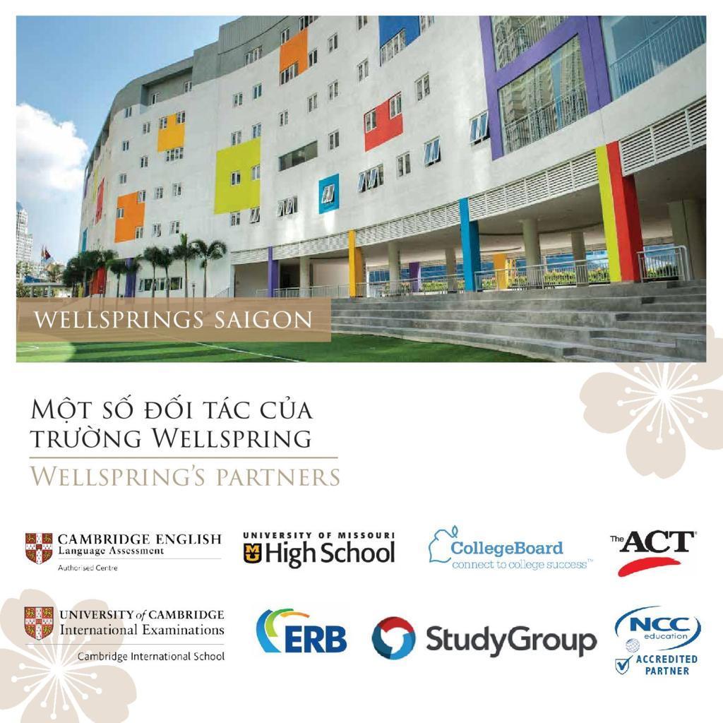 Trường Quốc tế liên cấp Wellspring Sài Gòn