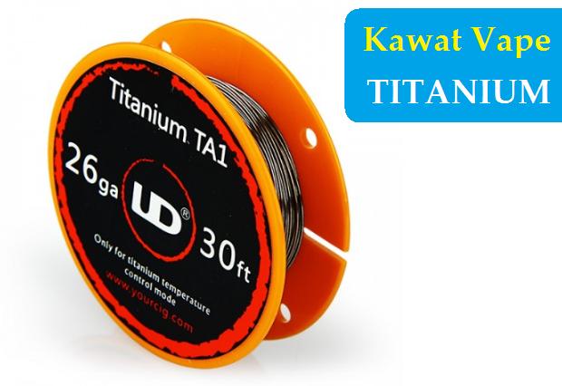 Kawat Koil Titanium