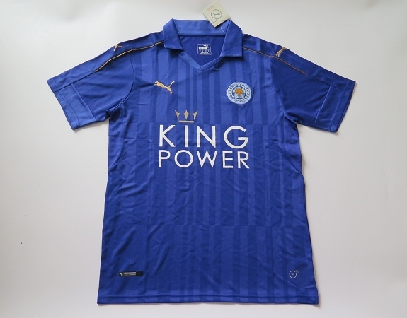 Leicester City Home Thailand Jersey 2016-17