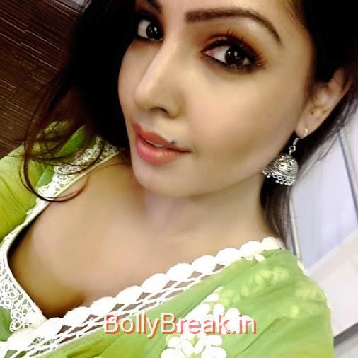 , Komal Jha Hot Pics From Real Life
