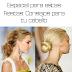 Especial para estas fiestas:  Tips para tu cabello