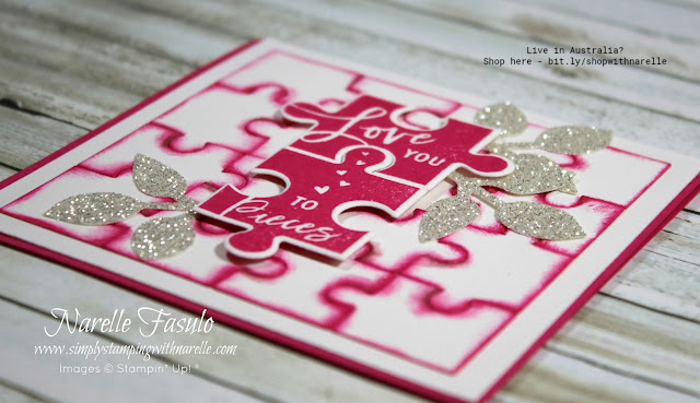 Need to create a card for someone special? Get all your card making supplies here - http://bit.ly/shopwithnarelle