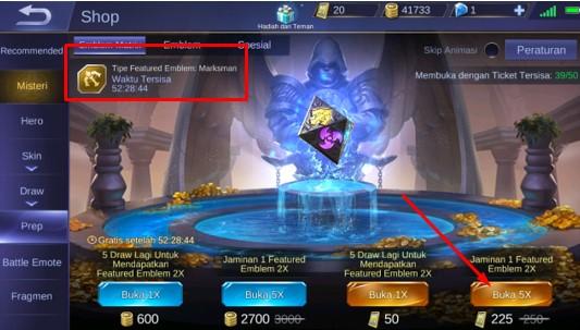 Cara Meningkatkan Emblem Mobile Legend Dengan Cepat Untuk Semua Hero