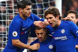Cuplikan Gol Chelsea vs Newcastle 3-1