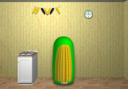 Escape Challenge: Room with Corn