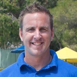 Swim Smooth Founder and Head Coach Paul Newsome