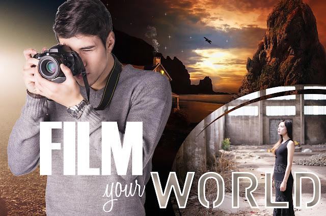 visualartzi film your world; visualartzi, promote your visual arts work by filming