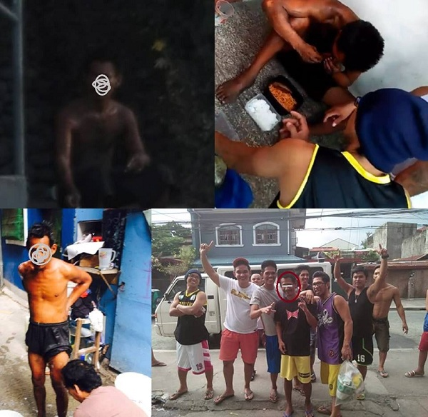 Barkada saves 'taong grasa' friend Jappy