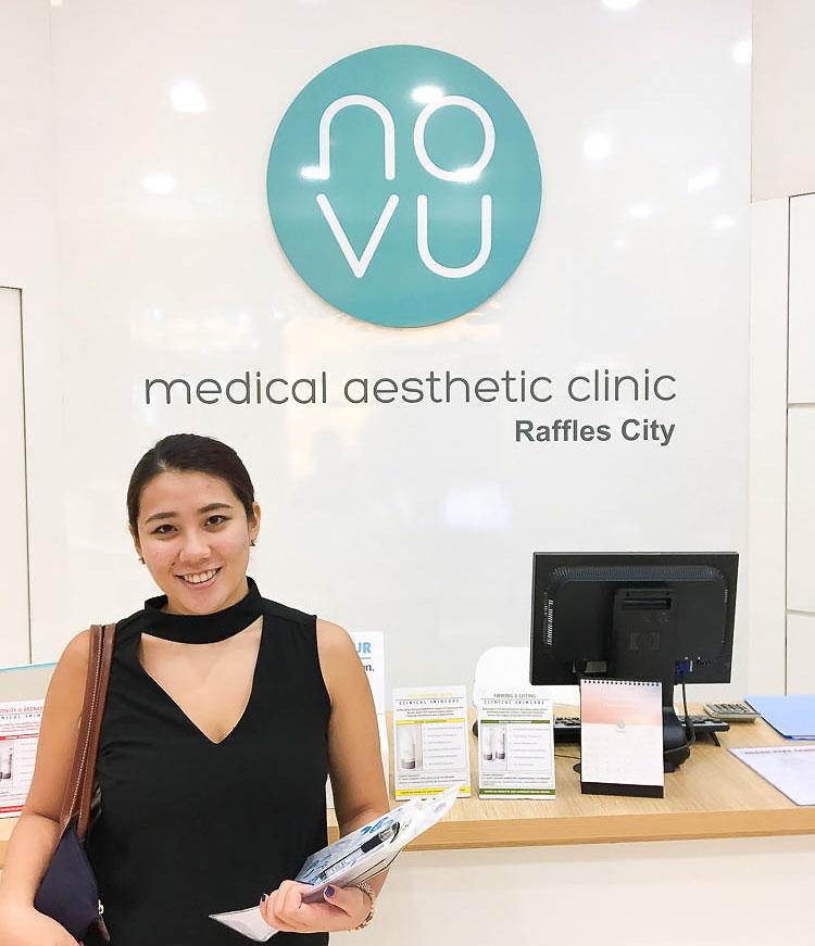 New Face Forward with Novu Medical Aesthetic Clinic // NOVU 360