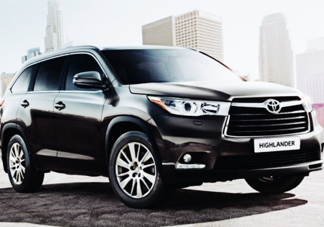 2017 Toyota Highlander Review Price And Release Date