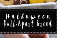 Hallowen Pull-Apart bread Recipe