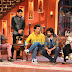 What is the name of Kapil Sharma's next show? Sunil Grover