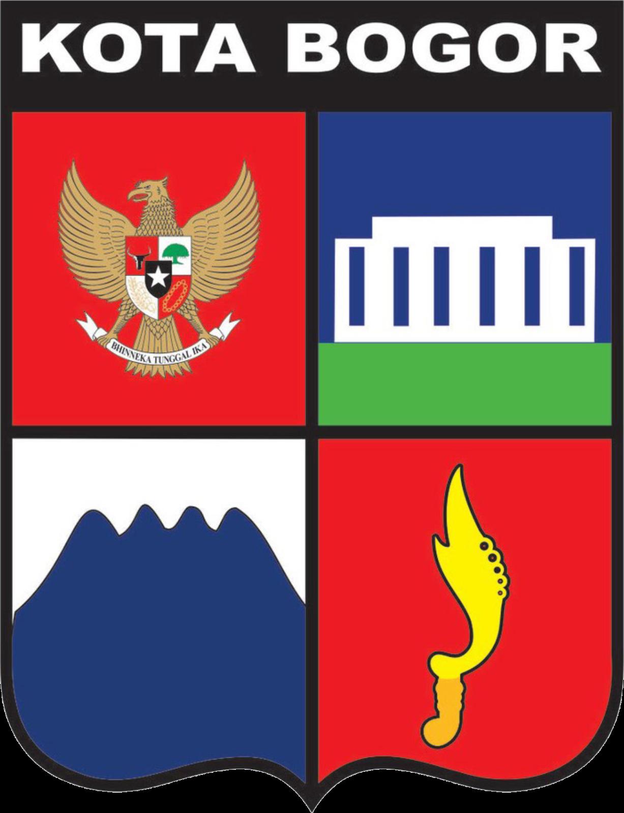 Arti Logo Atau Lambang Kota Dan Kabupaten Bogor Bogor Channel
