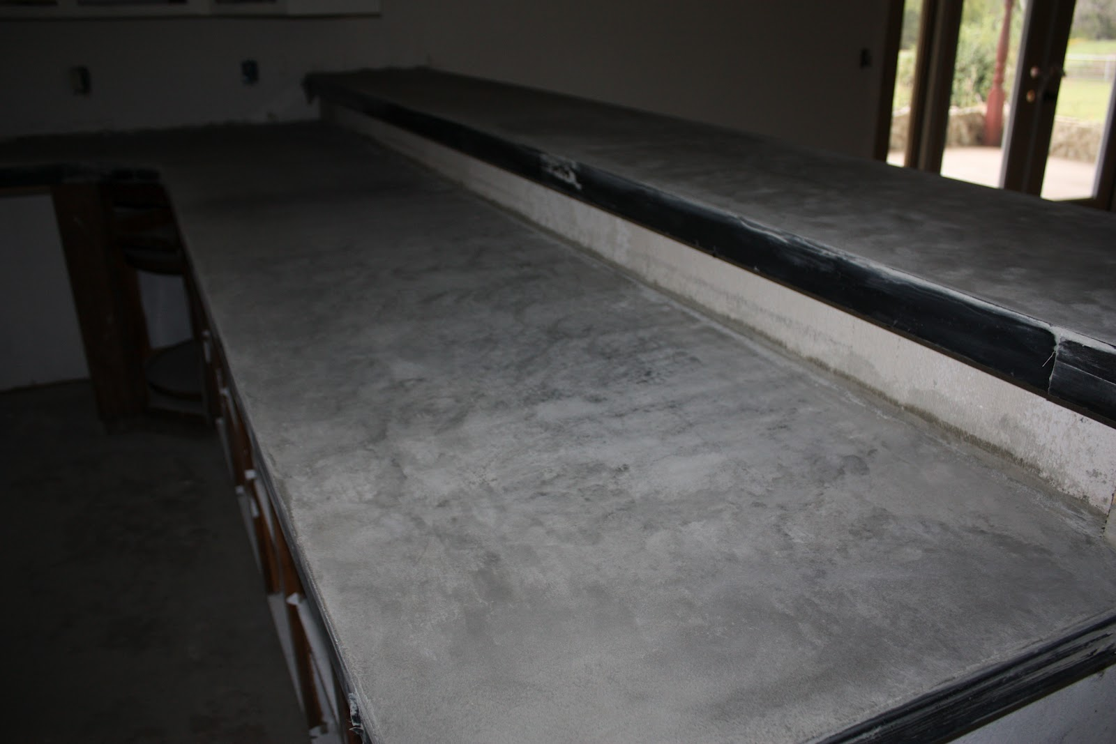 How Much For Concrete Countertops My Grandmother 39s House Concrete Countertops Step 2