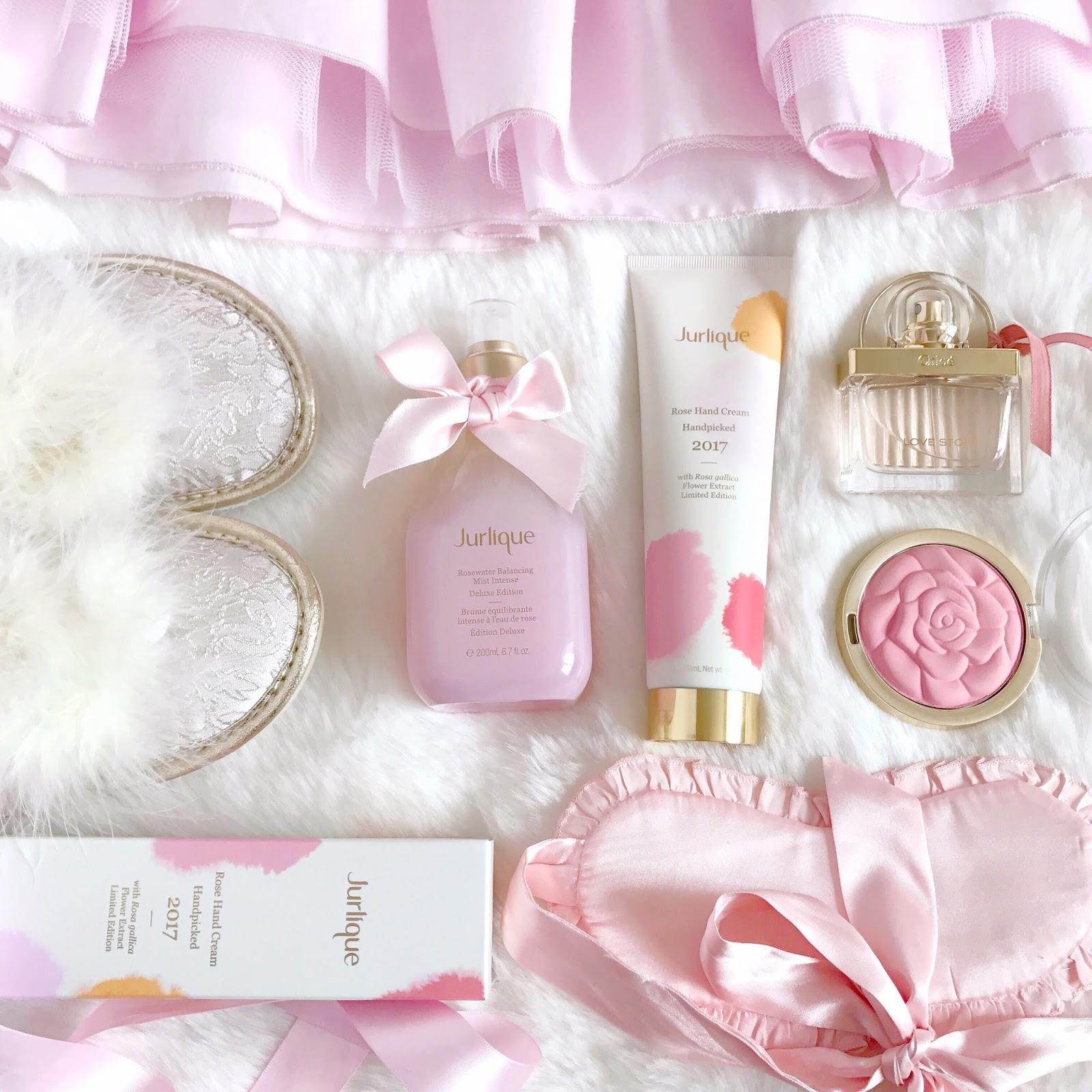 Jurlique Rose Petal Limited Edition 2017