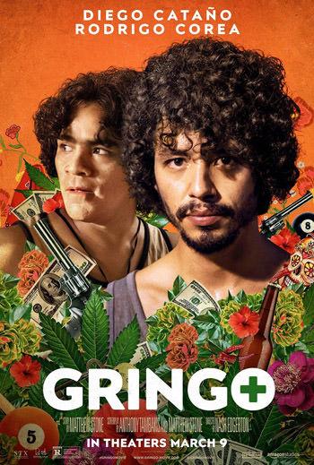 Gringo 2018 English