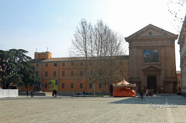 Museo Cívico, Reggio Emilia, Italia