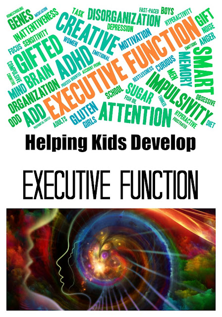 How to help kids develop executive function
