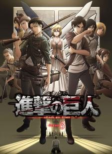 Xem Anime Đại Chiến TiTan Phần 3 -Attack On Titan Ss3 - Shingeki no Kyojin Season 3 VietSub