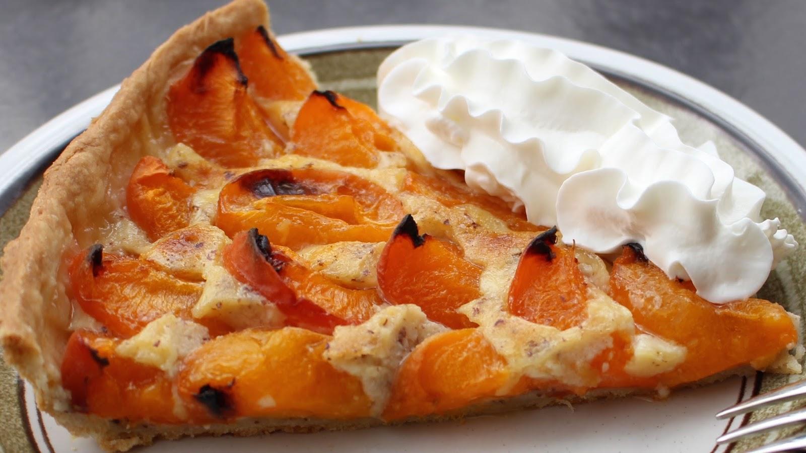 Aprikosenwähe | lecker und einfach - Mrs Flury - Gesund essen und ...