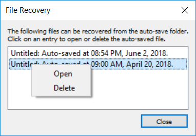 Thank Goodness for Fusion 360's Document Recovery! ~ Inventor Tales