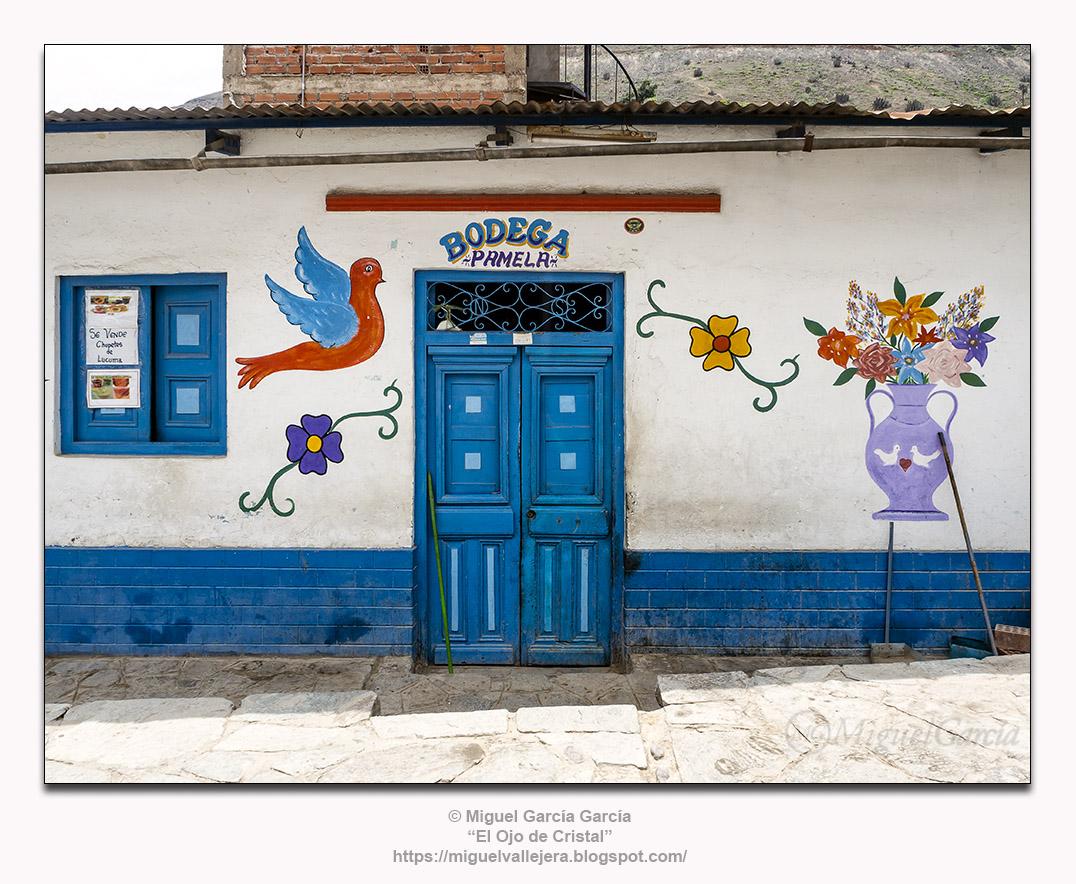 Antioquía, Huarochirí (Perú). Bodega Pamela