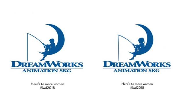Así luce la marca DREAMWORKS en su versión femenina
