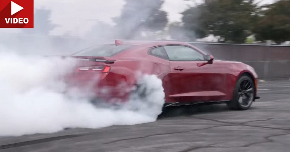 How To Do A Burnout In An Automatic >> Jay Leno Teaches Country Singer How To Do A Burnout In A ...