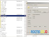 Mengatasi Folder Dengan Karakter Aneh di Flashdisk